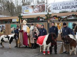 Nikolaus in Hellabrunn