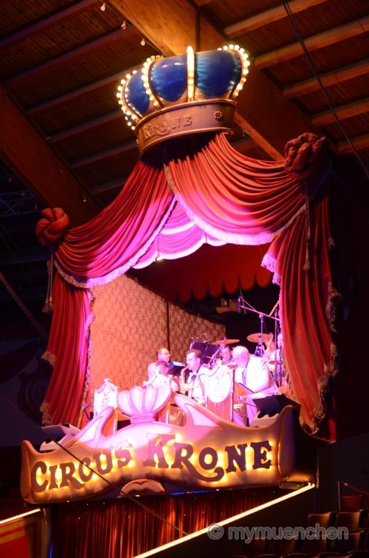 Circus Krone - die 1. Winterspielzeit 2014