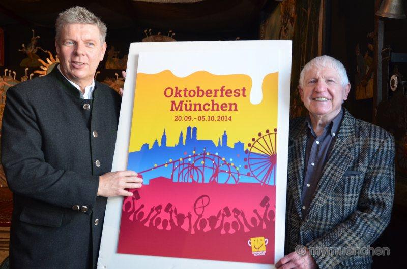 Oktoberfest-Plakatwettbewerb 2014 2 Platz