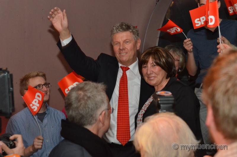 SPD Reiter 2014