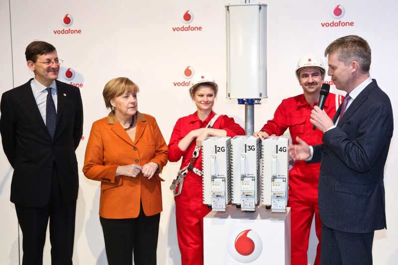 vodafone cebit 2014 / hannover