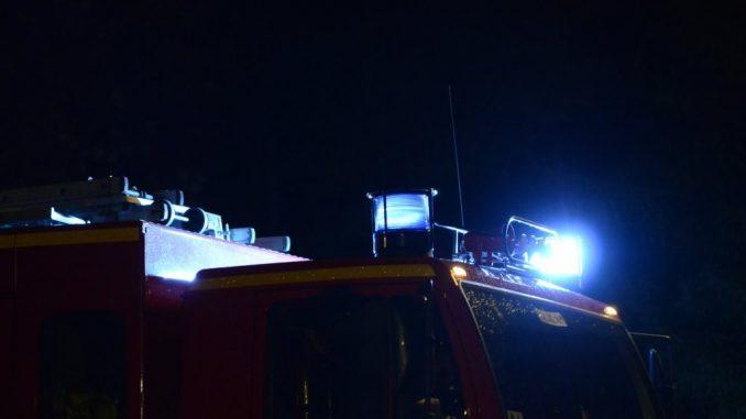 Kellerbrand in Schreinerei (Obersendling)