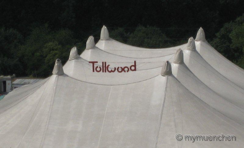 Tollwood Zelt