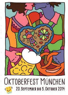 Oktoberfest Logo 2014