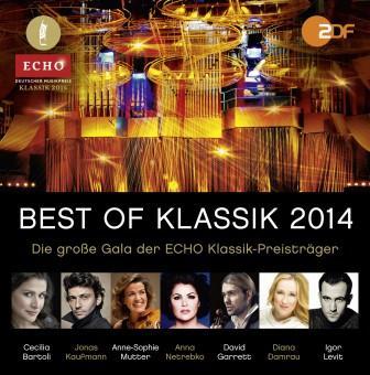 Echo Klassik Cover