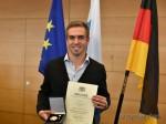 Lahm erhält Bayerische Staatsmedaille