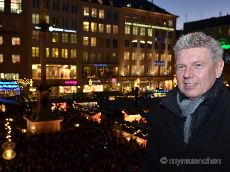 Christkindlmarkts auf dem Marienplatz (19)