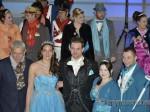 Treffen der Prinzenpaare aus München und der Region beim Eiszauber 2015
