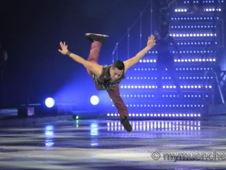 "Holiday on Ice ""Platinum""- Premiere am 07.02.2014"