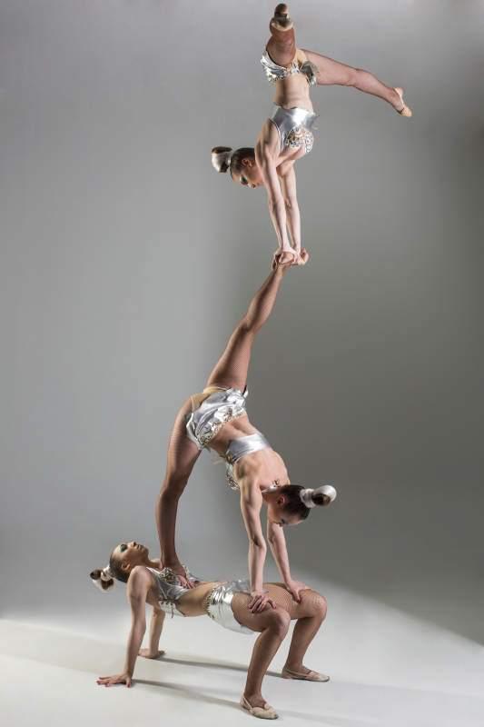 Circus Krone präsentiert vom 1.bis 29.März sein drittes Programm ...