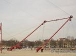 München: DAS GRÖSSTE CIRCUSZELT DER WELT