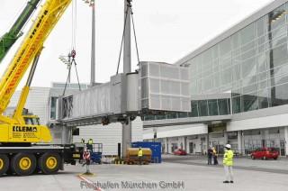 Münchner Flughafen