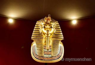 Tutanchamun – Sein Grab und die Schätze. Ausstellung vom 03.04.-13.09.2015