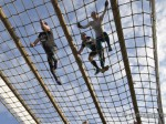 Reebok Spartan Race München 2015 am 18.4.2015 im Olympiapark
