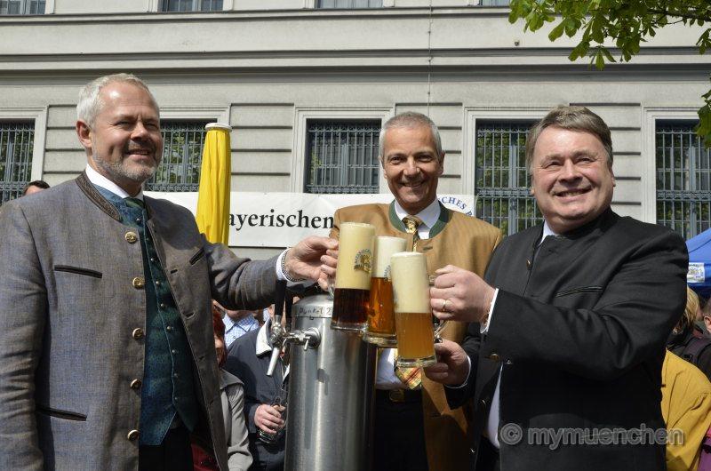 Tag des Bayerischen Bieres 2015