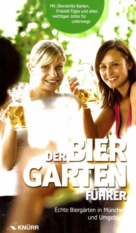 Der Biergartenführer/Neuauflage 2015