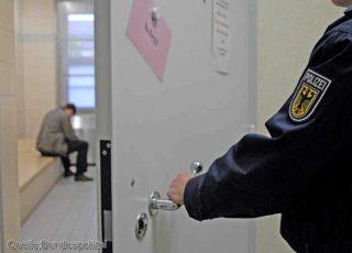 Bundespolizei. Gewahrsam_1
