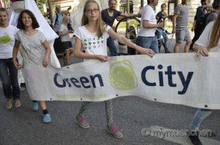 25-jähriges Jubiläum Green City e.V.