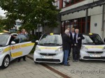 ASB München Elektrofahrzeugen