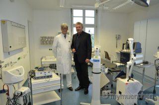 OB  Dieter Reiter- Europas größter Hautklinik Thalkirchner (112)