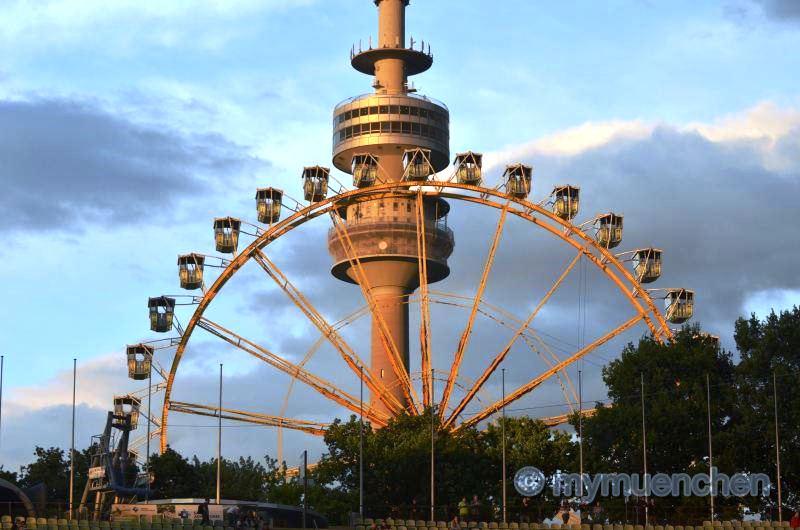 Sommerfestival impark15 im Olympiapark