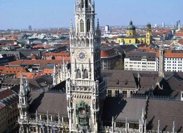 Broschüre Rathaus