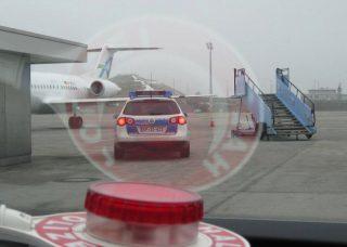 Bildunterschrift: Bundespolizisten am Flughafen München kontrollieren täglich knapp 40.000 Passagiere zur Ein- und Ausreise. Dazu gehört in vielen Fällen auch Überprüfung des Reisezwecks. (Symbolbild)