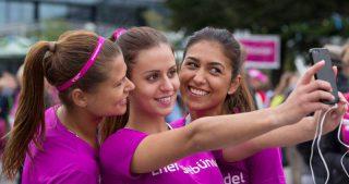CRAFT Women's Run München 2015