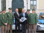 BMW i3 für Polizei