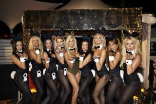 Playboy Club-Tour 2015 in München