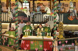 Wiesn-Gottesdienst im Marstall 2015
