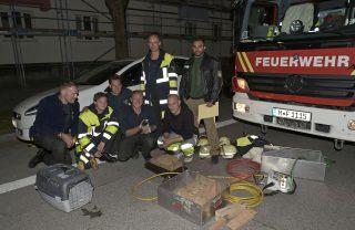 Foto der Branddirektion