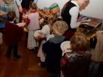 Münchner Christkindlmarkt 2015: Die Himmelswerkstatt