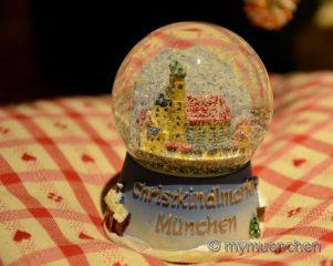 Münchner Christkindlmarkt 2015