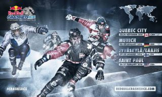 Red Bull Crashed Ice Race Calender(c)Red Bull Media House