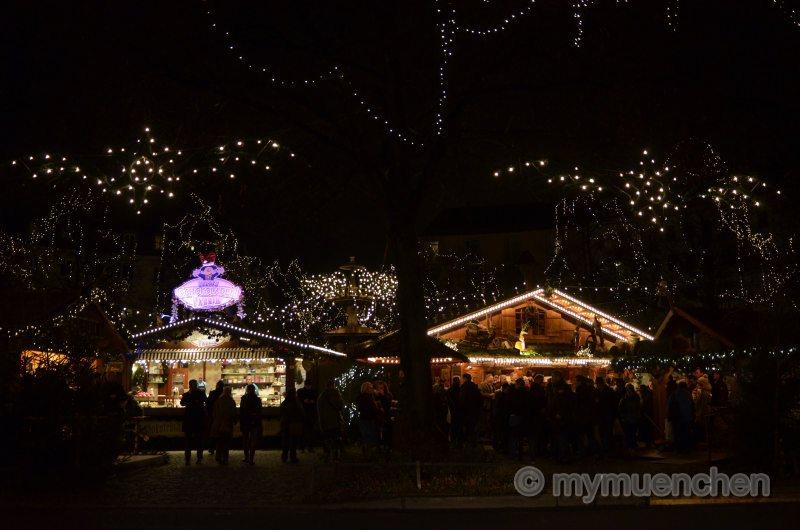 Haidhausen Weihnachtsmarkt.40 Haidhauser Weihnachtsmarkt Einer Der Schonsten