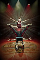 Fotos: Circus Krone Duo_Guid