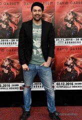 David Garrett mit grandiosem Showdesign 2016 live!