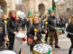 St. Patricks Day Parade 2016 in München