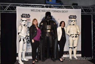 STAR WARSTM ldentities 2016: In der Kleinen Olympiahalle in München