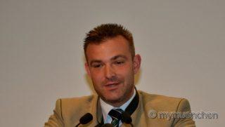 Der zurückgetretene Wiesn-Stadtrat Georg Schlagbauer (CSU)