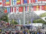 Wettkampfserie in München Boulderweltcup