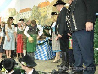Dachauer Volksfestes 2016