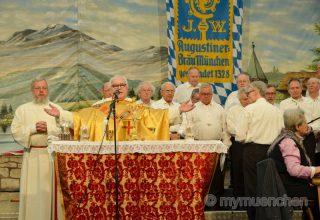 Frühlingsfestgottesdienst 2017 in der Festhalle Bayernland