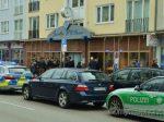 Überfall auf Juwelier F.C.Bauer in der Peter-Auzinger-Straße: