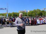 Tag des Brauchtums am 30. April 2017 auf dem Münchner Frühlingsfest