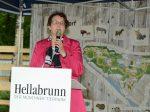 Spatenstich für das Hellabrunner Mühlendorf 2017