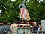 Viktualienmarkt: Brunnenfest 2017