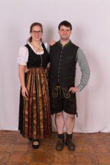 Laimer Prinzenpaar: Faschingsfrischlinge werden Blaublüter