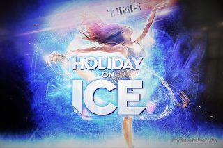 HOLIDA Y ON ICE präsentiert neue Show TIME ganz im Zeichen der Zeit! - mymuenchen.de